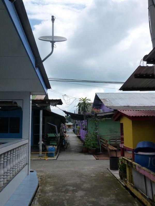 Quaint Streets of Crab Island Malaysia - aussirose - Pulau Ketam