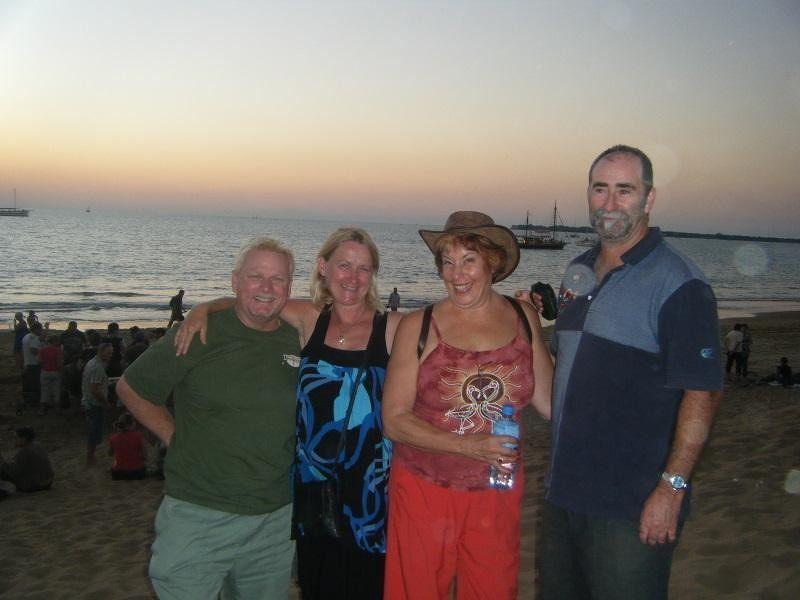 TheBoyToy, ausssirose, TheTravelSlut in Darwin - Darwin