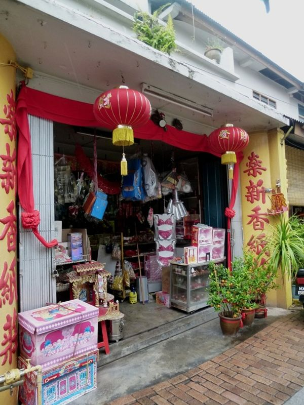 Quaint streets of Melaka Malaysia by aussirose