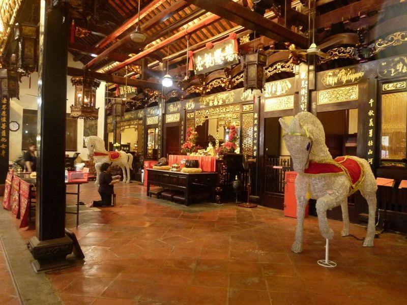 Cheng Hoon Teng Temple Melaka by aussirose
