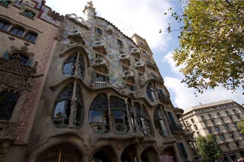 Casa Batllo Barcelona by aussirose - Barcelona