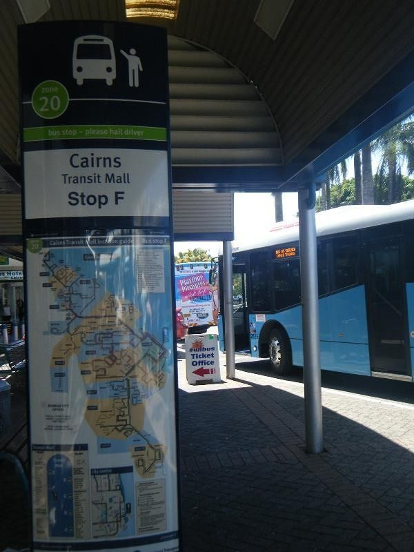 Cairns Buses - Cairns