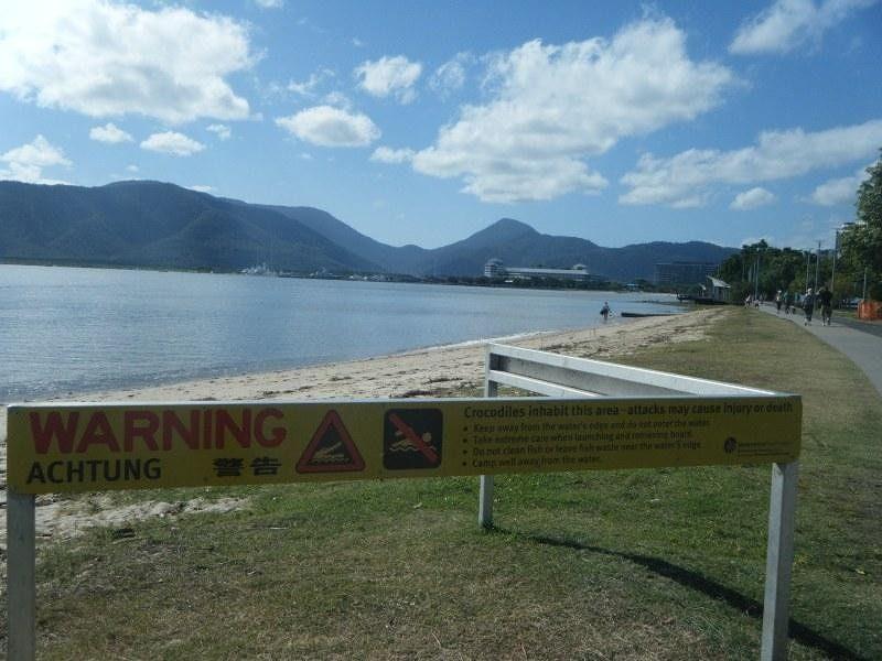 Cairns Beware of the Crocs - Cairns
