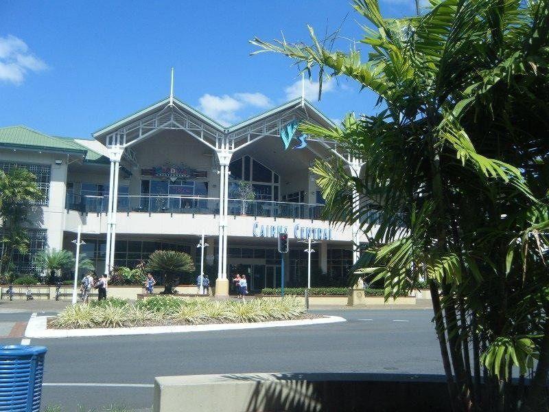 Cairns Central Shops - Cairns