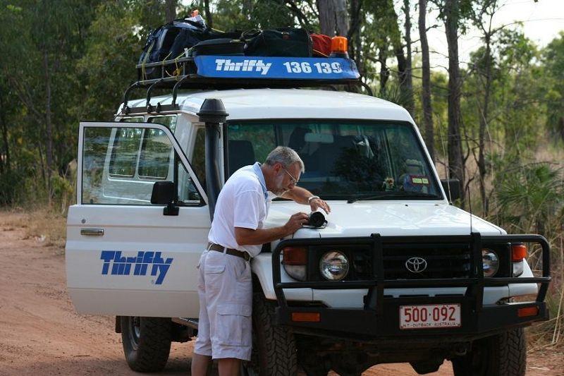 tiabunna in Kakadu - NT, Australia