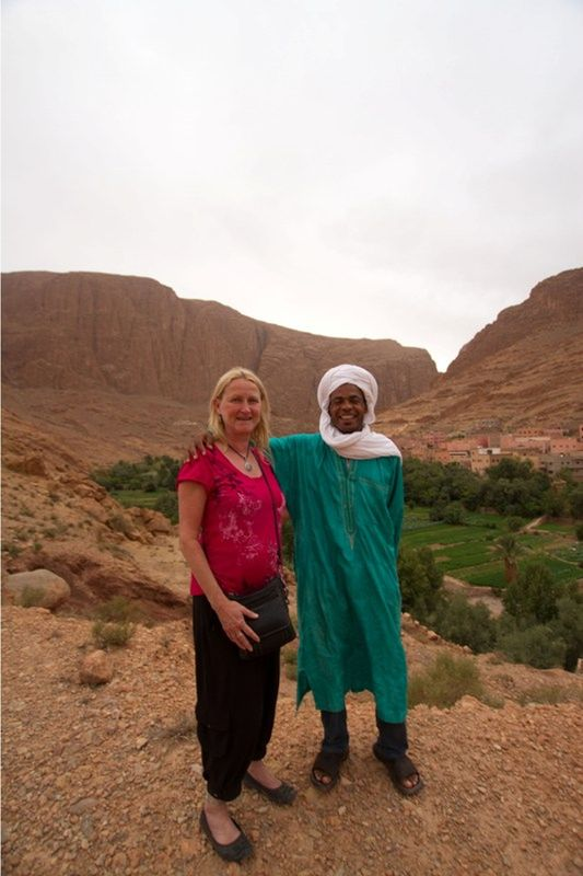 Tour of Tinghir with Razouk El Mahjoub - aussirose - Morocco