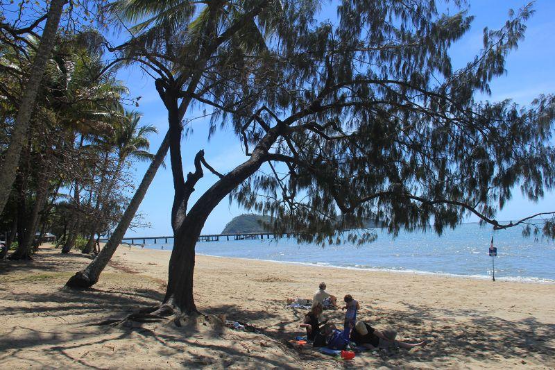 Stunning Palm Cove Beach Cairns by aussirose - Cairns