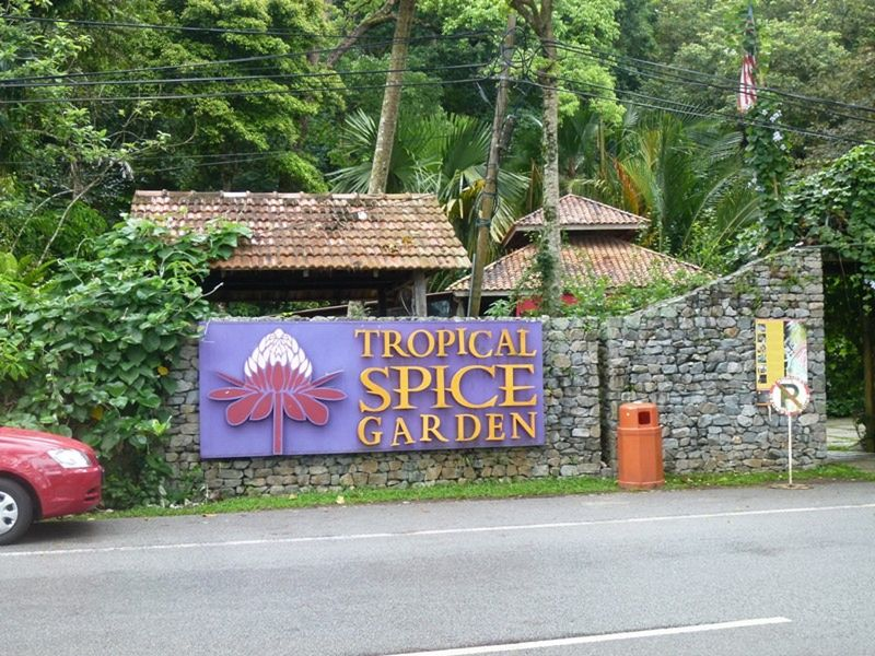 Penang Spice Garden by aussirose - Penang