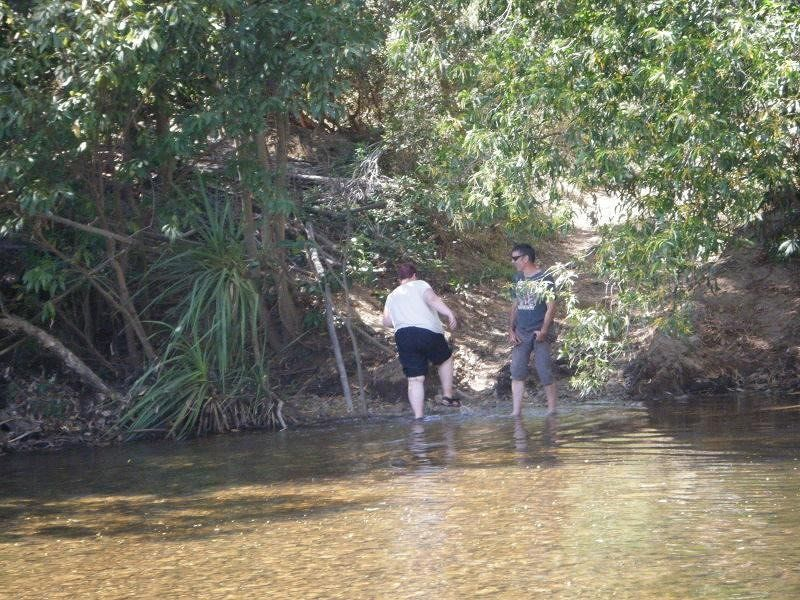 Darwin Survivor outback trip 2008 - Arnhem Land NT