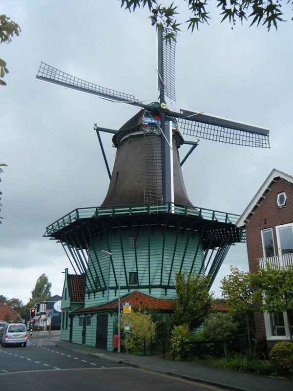 Zaanse Schans windmill Amsterdam - Amsterdam