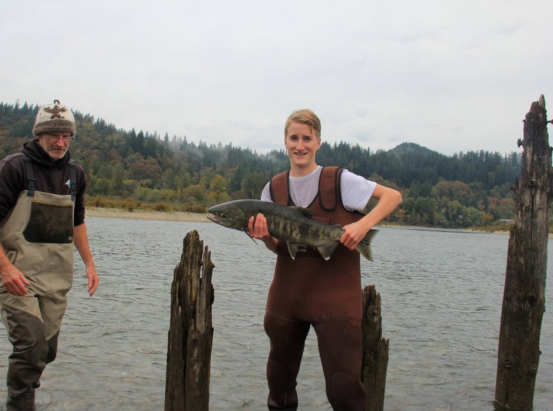Vancouver - Fishing