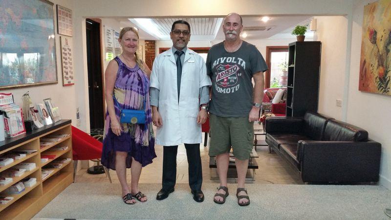 aussirose, Dr Syed, Howie - DentalPro Kuala Lumpur