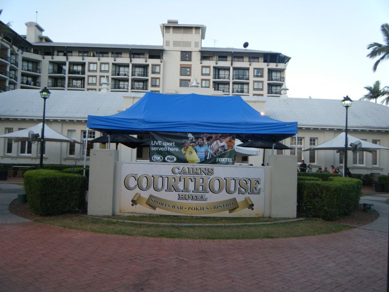 The Courthouse Hotel Cairns by aussirose - Cairns