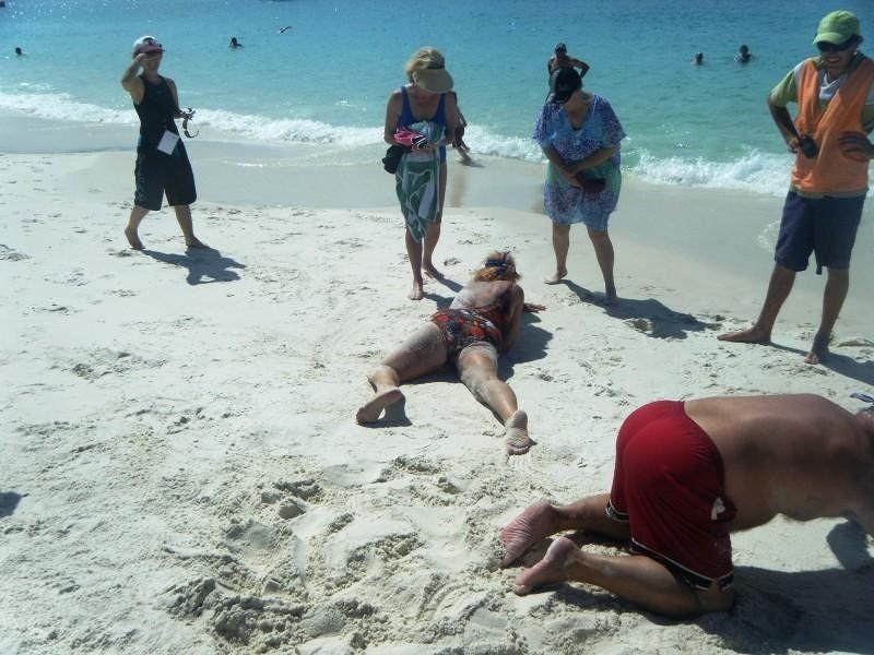 Tim Tam grab - vt Olympics 2009 - Airlie Beach