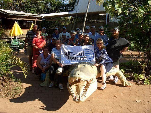 Darwin Survivor Jumping Croc Cruise - Darwin