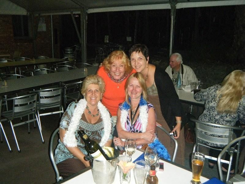 cnango, TheTravelSlut, Belsaita and aussirose - Brisbane