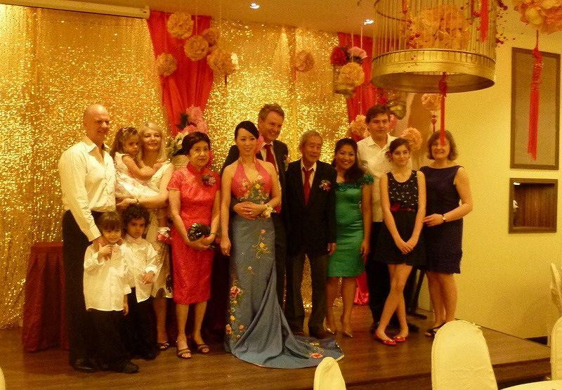 winnietankl's wedding by aussirose - Penang