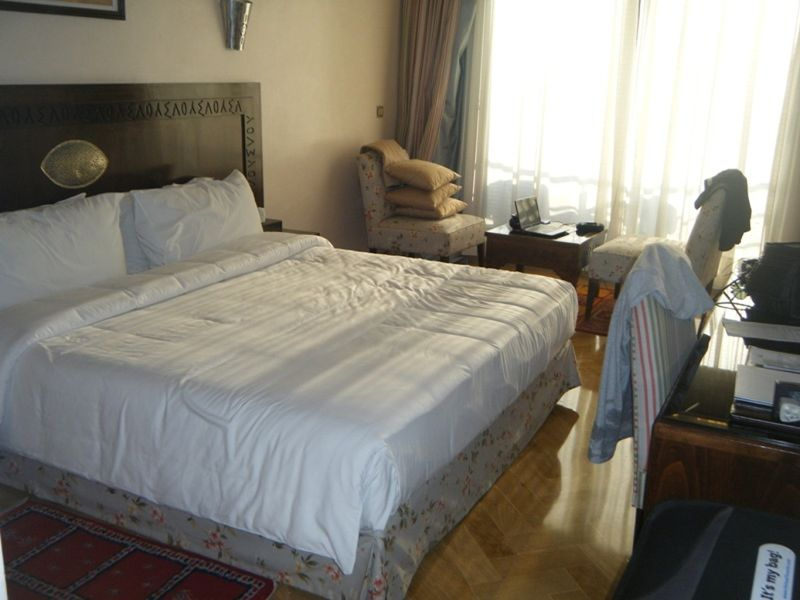 Hotel Club Val D'anfa Casablanca comfy bed