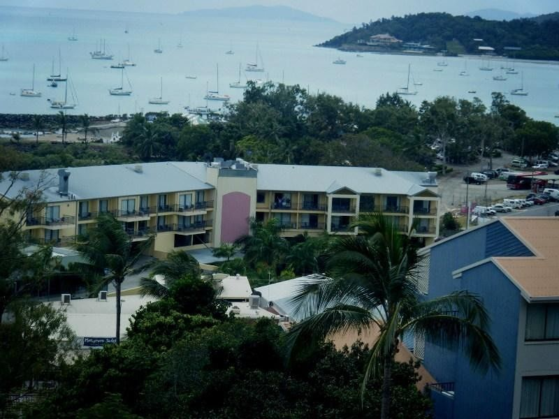 Airlie Beach Hotel view from Waters Edge Hotel
