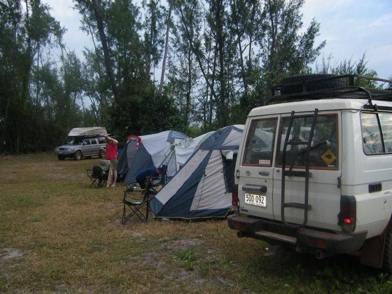 Camping Cobourg Peninsula Survivor Trip 2008 - Kakadu National Park