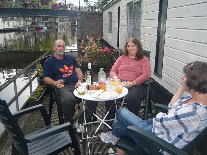 Houseboat B042 Amsterdam - Amsterdam