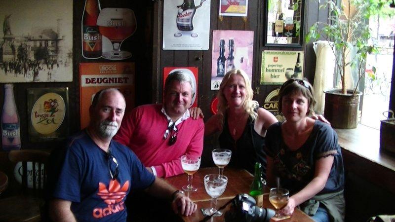 Howie, Joeplaboem, aussirose bijo69 in Gent - Gent