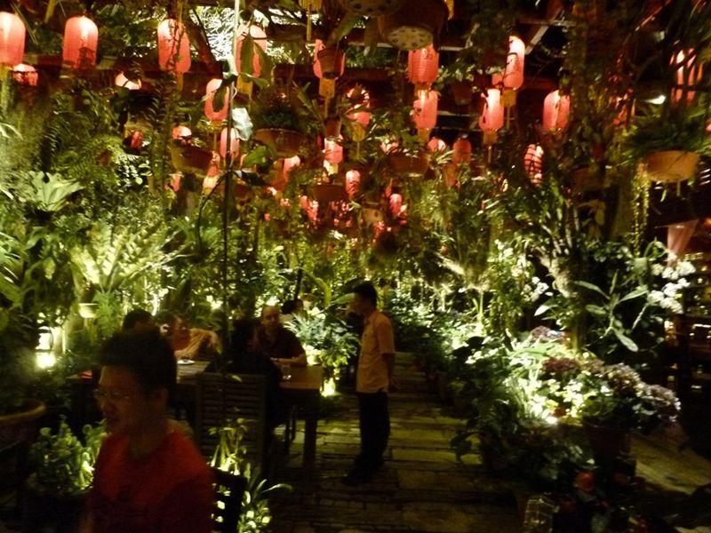 Batu Ferringhi Coffee Garden Restaurant Penang aussirose