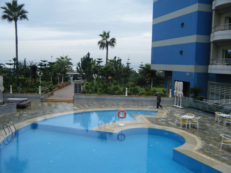 Hotel Club Val D'anfa Casablanca pool