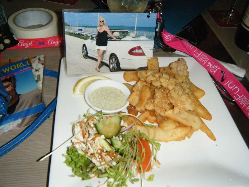 SONG enjoyed the meal at Courthouse Hotel Cairns - Cairns