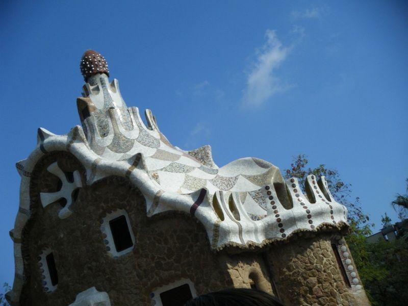 Beautiful Parc de Guell Barcelona by aussirose - Barcelona