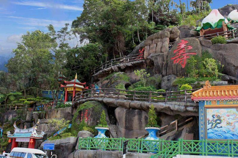 Ten Chambers of Hell Chin Swee Genting Highlands - Kuala Lumpur