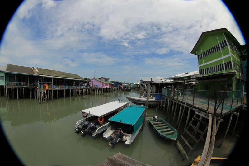 Pulau Ketam - A Quaint Fishing Village on Stilts