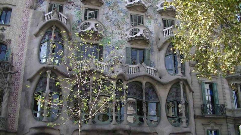 Beautiful Casa Batllo Barcelona by Gaudi - Barcelona