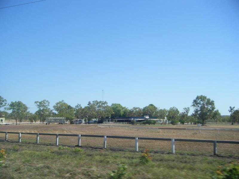 Pine Creek races Northern Territory - Pine Creek