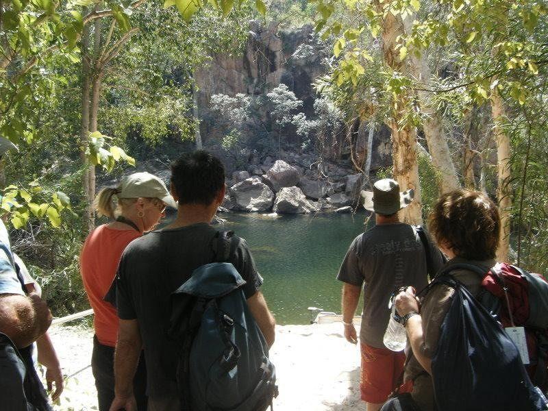 Jarrangbarnmi Billabong Survivor Trip 2008 - Kakadu National Park