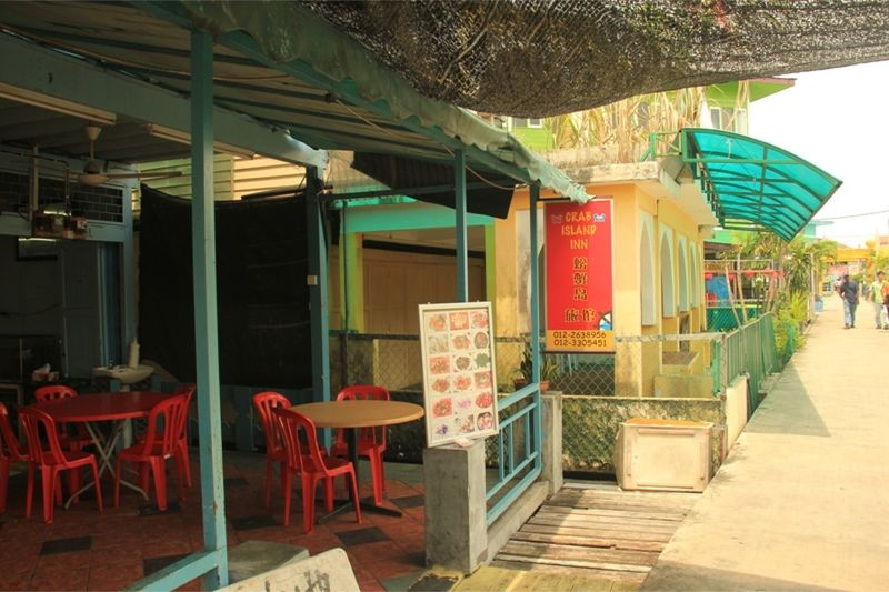 Restaurants Pulau Ketam - Crab Island Inn