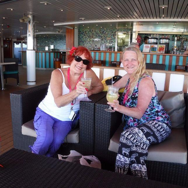 TTS Ann & aussirose Ann cocktails - VT Cruise 2016 - Maré