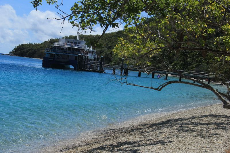 Fitzroy Island, Cairns QLD by aussirose - Cairns