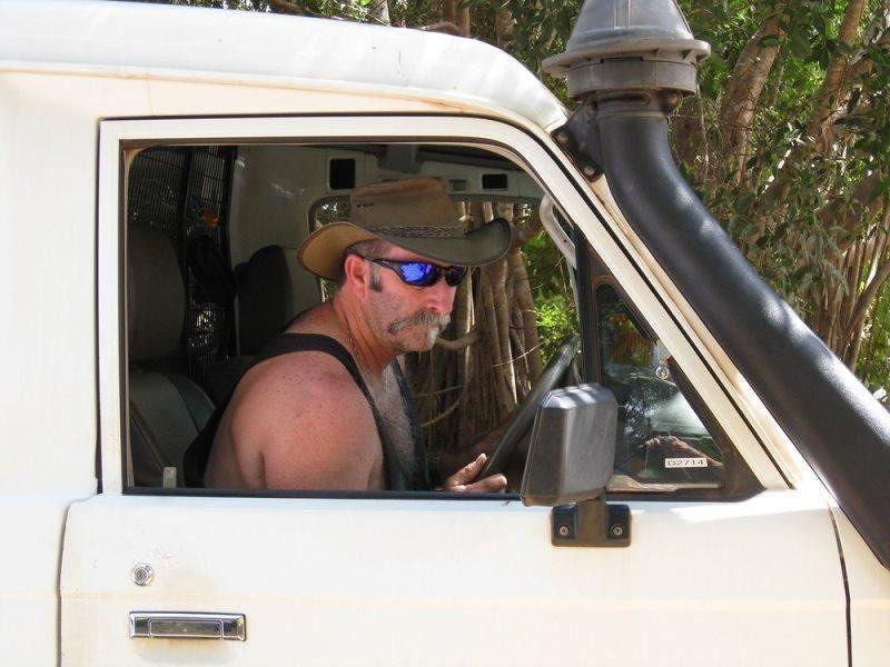 Darwin Survivor outback trip 2008 - Kakadu National Park