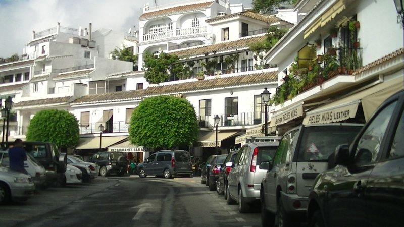 Quaint village of Mijas Spain by aussirose - Mijas