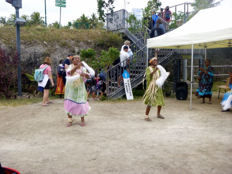 Local Greetings, Mare Island New Caledonia by aussirose - Maré