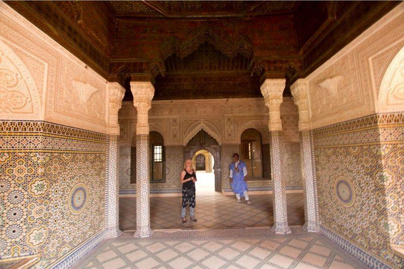 Sahara Dreams Maroc Desert Trip Day 1 by aussirose - Kasbah Telouet Morocco