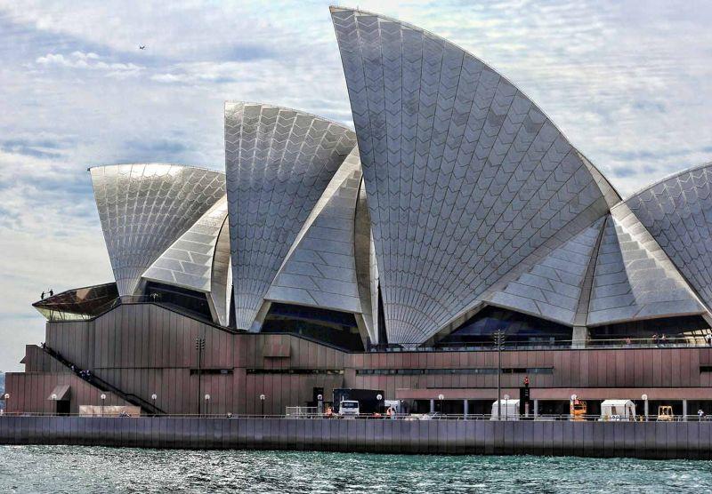 Sydney Opera House By Aussirose