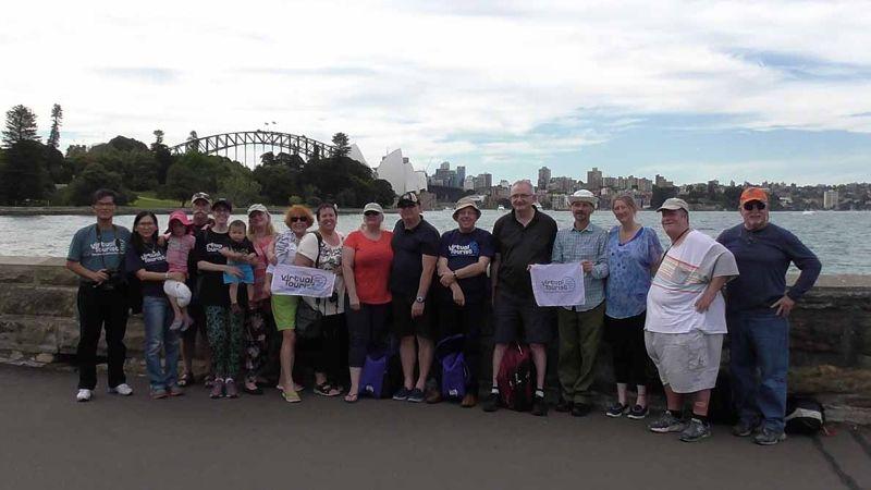 Sydney Botanical Gardens By Aussirose