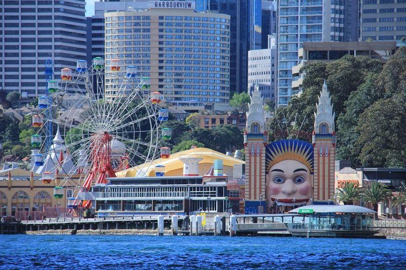 Luna Park by aussirose - Sydney