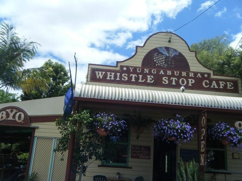 Yungaburra Whistle Stop Cafe by aussirose - Cairns