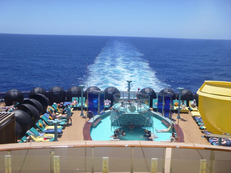 Cruising to the South Pacific