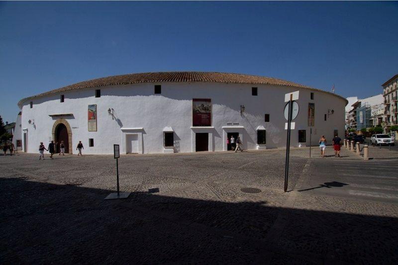 Bull fighting ring Ronda Spain - Torremolinos