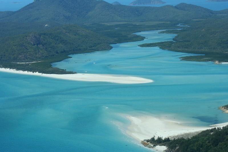 Whitehaven Beach Whitsundays Queensland - Hamilton Island