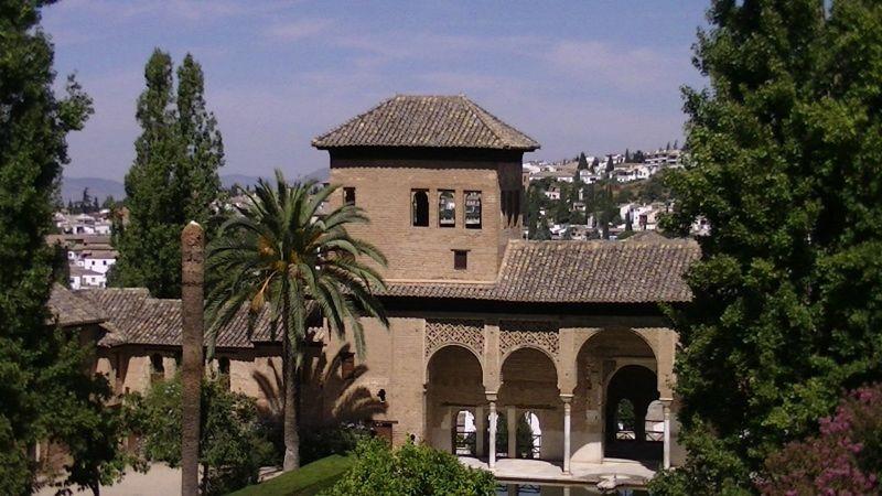 La Alhambra Palace by aussirose